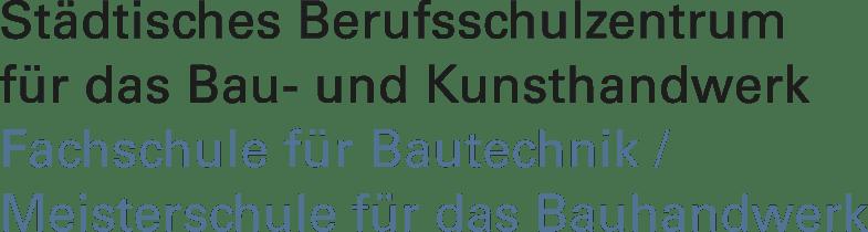 Fachschule für Bautechnik / Meisterschule für das Bauhandwerk